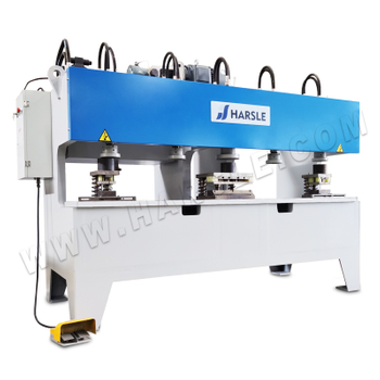 Multihead Punching Machine, steel door production mold, lock and hinge punch die