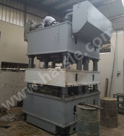 CNC Hydraulic Press Brake with DA-58T Was Installed in