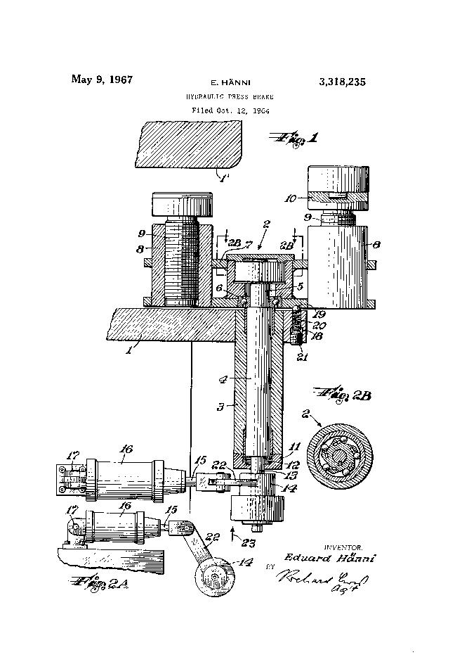 Hydraulic press brake machine - HARSLE MACHINE