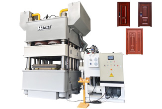 Door Production Line
