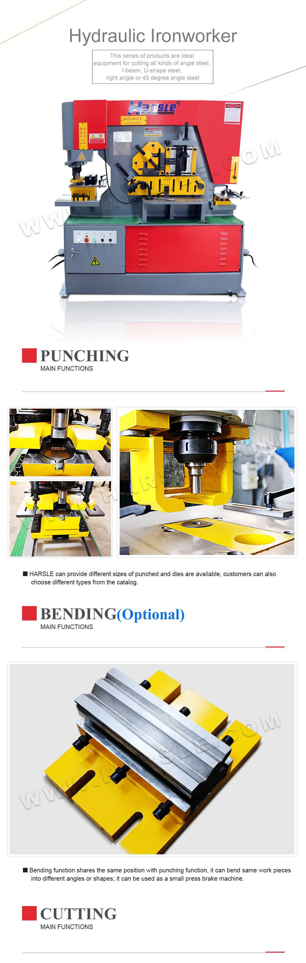 used punch and shear