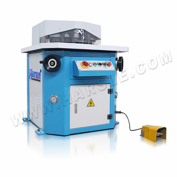 QX28Y-4*200 adjustable angle hydraulic angle notching machine from China