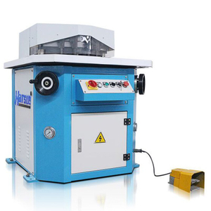 Adjustable Angle Metal Sheet Hydraulic Notching Machine