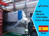 SPAIN-WC67K-125T / 4000按压制动器