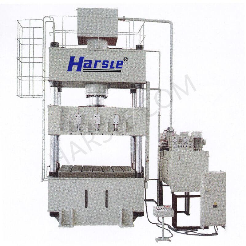 Y27-2000 hydraulic press machine, 2000 ton hydraulic press