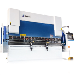 HARSLE Genius 125T3200 CNC Press Brake with DA 66T, sheet bending machine 8+1 Axis