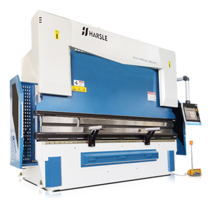 Genius CNC Press Brake with DA-69T 3D Bending Programming