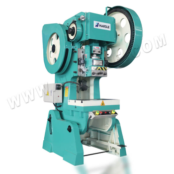 J23-125T electric power press, mechanical punching machine for sale