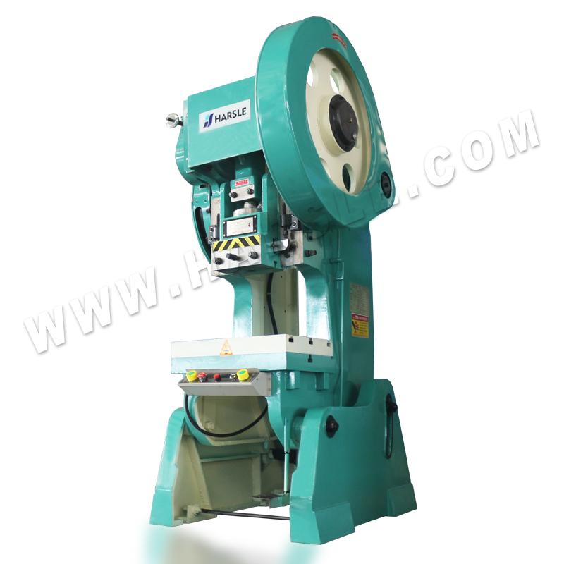 J23-6 3T CNC hydraulic punching machine, punch press machine for