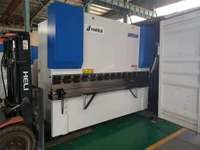 Thailand-WC67K-200T/3200 Press brake