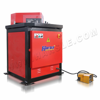 QF28Y-4X250 Fixed Angle Hydraulic Notching Machine, hydraulic angle notching machine price