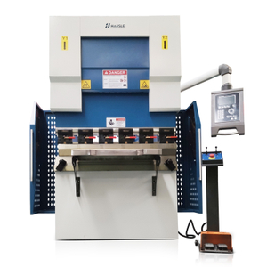 Compact Hydraulic CNC Press Brake Machine